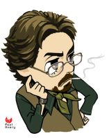 Paul Avery by Hallpen