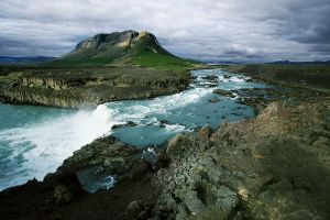 Iceland Trip Thjofafoss by exkub