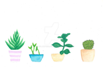 plants!! by ColorPixie