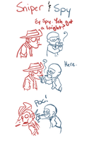 Spy gets his revenge by The-Letter-W