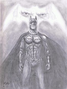 The Dark Knight by stargate4ever23