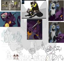 So Bams What'cha Drawin by HeavenlyCondemned