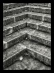 Monochrome Stairs by dubkat