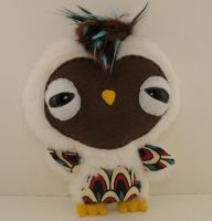 Custom Owlet by loveandasandwich