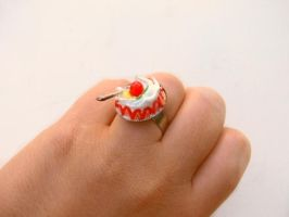 Sweet ring - handmade jewelry 5 by OMEGA86