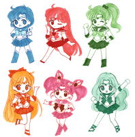 Sailor Moon S Chibi by starlightgenie