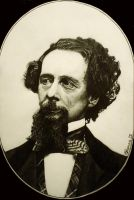 Charles Dickens by Bonniemarie