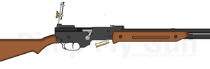 Old School Bolt Action Rifle 1 by Lord-Malachi