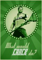 What would Chuck do? - Green by TimonTh