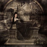 Ghost from the past by RaquelKortizo