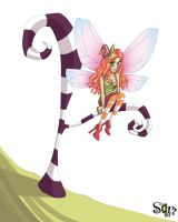 Candy Fairy by Samholy