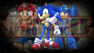 Art By Sony vegas: SONIC In Super Smash Bros AGAIN by SoniKwolf1498