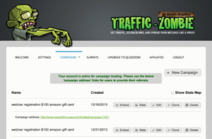 Traffic Zombie TRUTH review and EXCLUSIVE $25000 B by Davelwildera