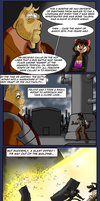 The Cat's 9 Lives! 3 Catnap and Outfoxed Pg15 by TheCiemgeCorner