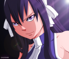 Fairy Tail 334 Ultear by gaston18