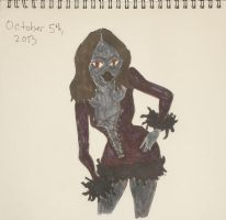 Hallowow: Miss Raven by AceOfStCanardKLy