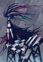 Black Rock Shooter by KanzakiVS