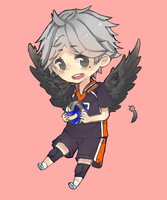 Sugawara by SkieFish