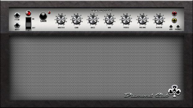 Custom amp design by Balsavor