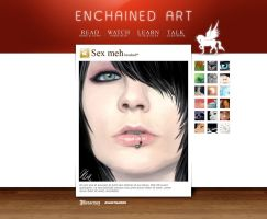 Enchained Art 2009 by Sleeper89