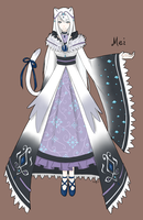 VolSa :: Winter Goddess by pinkyCHU