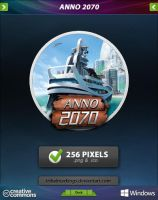 Anno 2070 Game Icon by tRiBaLmArKiNgS