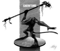 Showtime by Kimagu