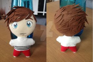 Louis Tomlinson of One Direction Plushie by SaphireSkyline