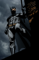 batman by oneoffkritik