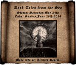 Dark Tales From the Sea -Challenge... by Villenueve