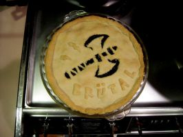 The Most Brutal Blueberry Pie by KeyToAfterLife