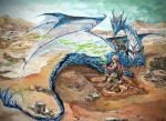 Eragon turned sand into water by rubidotrinh
