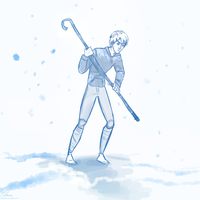 Jack Frost by annogueras