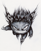 Gengar COMMISSION by Canyx