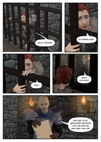 Snakeblade page 32 by SnakebladeComic