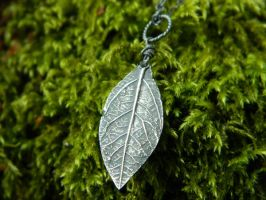 Elfen Leaf by QuintessentialArts