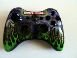 GRAVE DIGGER finished by chrisfurguson