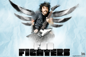 Dave Grohl by maydin08