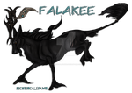 Falakee | Blackwood Stag | Soldier by NightingaleFawn