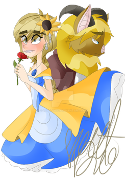 Faerie Tales: Beauty and the Beast Reboot by SpiritDodd