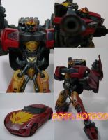 Hot Rod Trasformer ROTF Custom by daunted