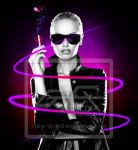 Just Having a Smoke Color EFX by gfx-micdi-designs