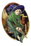 City Witch by No-Nami