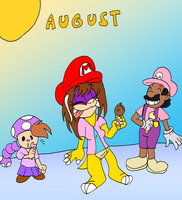 August by Aso-Designer