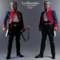 1/6 Les Miserables JEAN VALJEAN Custom Figure by Sheridan-J