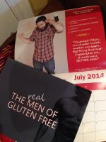 The REAL Men of Gluten Free Calender by remydarling