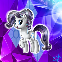 Crystal Rarity by BudgieFlitter