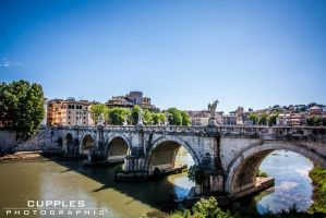 Ponte Sant'Angelo by cupplesey
