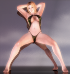 Tina Armstrong - Gravure Getaway - 03 by HentaiAhegaoLover