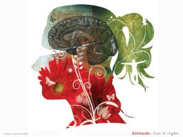 Attitude - Wallpaper by CharlArends